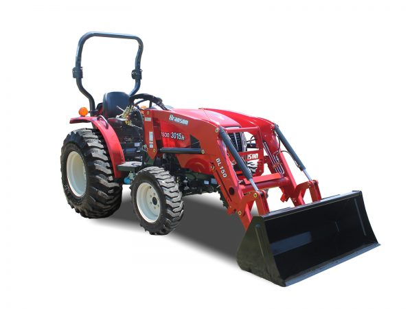 3015h red Branson Tractor